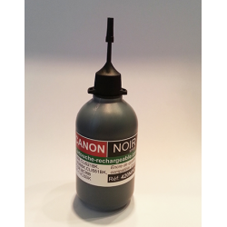 Flacon Canon CLI Noir 100ml