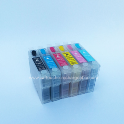 EPSON T0797 - CHOUETTE (pack equivalent)