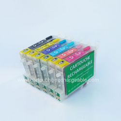 EPSON T0487 - HIPPOCAMPE (pack equivalent)